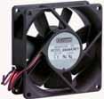 Бесщетковые вентиляторы переменного тока