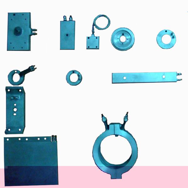 Электронагревательные металлические плиты из алюминиевых сплавов
