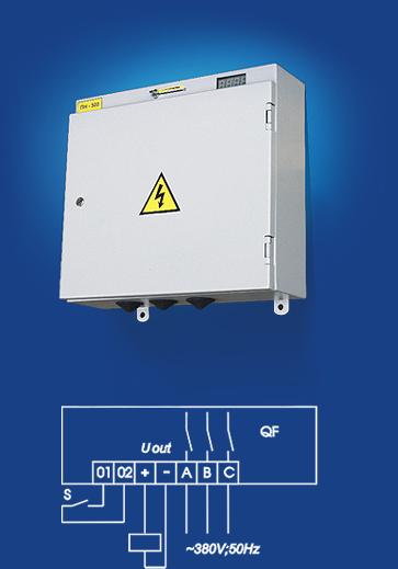 Преобразователь ПН-500 Назначение преобразователя ПН-500 Преобразователь напряжения ПН-500 предназначен для питания и управления грузоподъемными электромагнитами постоянного тока любой мощности и одновременного питания нескольких электромагнитов, суммарный ток которых не превышает допустимых значений. Преобразователь напряжения ПН-500 работает практически со всеми типами электромагнитов: ЭМГ078, ЭМГ117, ЭМГ165, ЭМГ-200, ЭМГ-230, ЭМГ110, ЭМГ170, М22, М42, М43, М62, М63, ПМ15, ПМ25, WALKER, FELEMANG, WOKO и др. Линейка продукции включает в себя следующие преобразователи напряжения: ПН-500-100, ПН-500-150, ПН-500-200, ПН-500-250 Функции преобразователя напряжения ПН-500 - Ограничение максимального выходного напряжения на уровне 220-230 В. - Защита от короткого замыкания в нагрузке. - Защита от замыкания жил кабеля между собой и на «землю». - Сигнализация обрыва питающего кабеля. - Сигнализация о превышении тока утечки в цепи электромагнита (при перегреве электромагнита). - Сигнализация о появлении межвитковых коротких замыканий в электромагните. - Сигнализация о превышении максимально допустимого тока. Преимущества использования преобразователя ПН-500 - Увеличение срока службы электромагнита за счет быстродействующих электронных защит, сигнализации аварийных ситуаций в процессе работы. - Отсутствуют перенапряжения при рекуперации и размагничивании. - Экономия электроэнергии на 30-40% за счет исключения из схемы крана балластных резисторов, возврата энергии в сеть в режиме размагничивания. - Плавная регулировка напряжения электромагнита, возможность сепарирования перемещаемых грузов. - Повышается производительность за счет увеличения скорости нарастания и снижения тока в электромагните. - Максимально-допустимый ударный ток 4500 А, что гарантирует надежную работу системы при КЗ. - Универсальность – могут работать с железоотделителями при ПВ-100 %. - Алфавитно-цифровая индикация текущих параметров, режимов работы и аварийных сообщений. - Звуковая сигнализация аварийных си