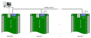 Трёхточечная схема подключения терморезисторов