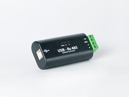 Назначение преобразователя USB-RS485
