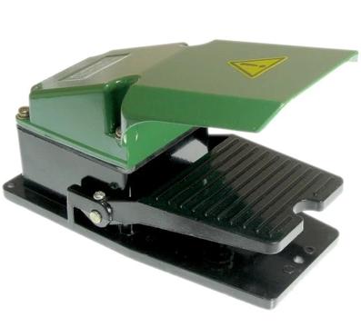 Педальный (ножной) выключатель AFS08-1A/G (SFMP-1) (Aiks)