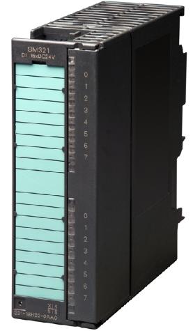 Программируемый контроллер 6ES7322-1BH10-0AA0 (Siemens)