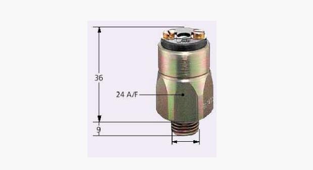 Реле давления мембранное 42 В, 0166401031003 (Suco)