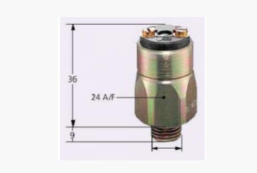 Реле давления мембранное 42 В, 0166409033035 (Suco)