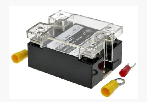 Однофазное твердотельное реле переменного тока GD1044ZD3 (Greegoo)
