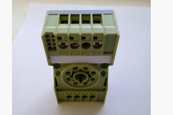 Колодка CS-8, для миниатюрных реле C8 (Releco)