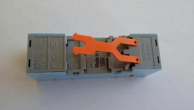 Розетка S7C, для миниатюрных реле C7 (Releco)