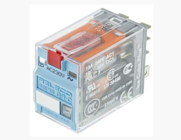 Миниатюрное реле C7-A20 X230 VAC (Releco)