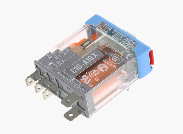 Интерфейсное реле C10-A10BX/24VAC/VDC (Releco)