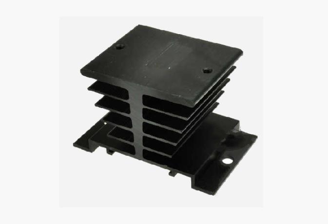 Радиатор DY-KG, охлаждения твердотельного реле (Interautomatic Ltd)