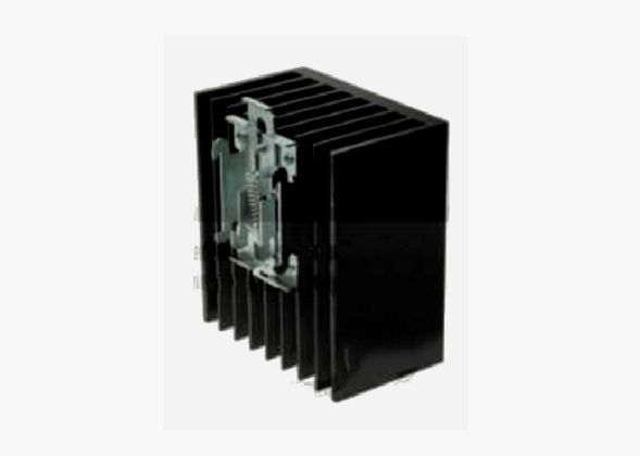Радиатор SSRDY-DX, охлаждения твердотельного реле (Interautomatic Ltd)