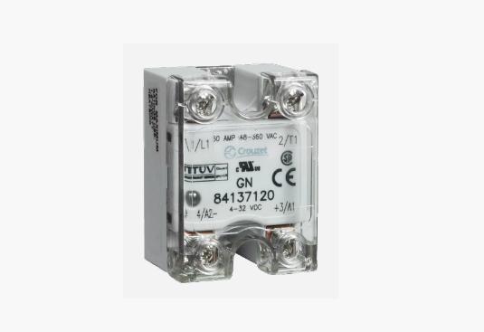 Твердотельное реле GN-50A /4-32VDC, однофазное (Crouzet)