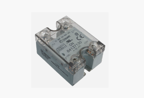 Твердотельное реле GN-75A /4-32VDC, однофазное (Crouzet)
