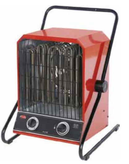Многофункциональные электрические нагреватели воздуха