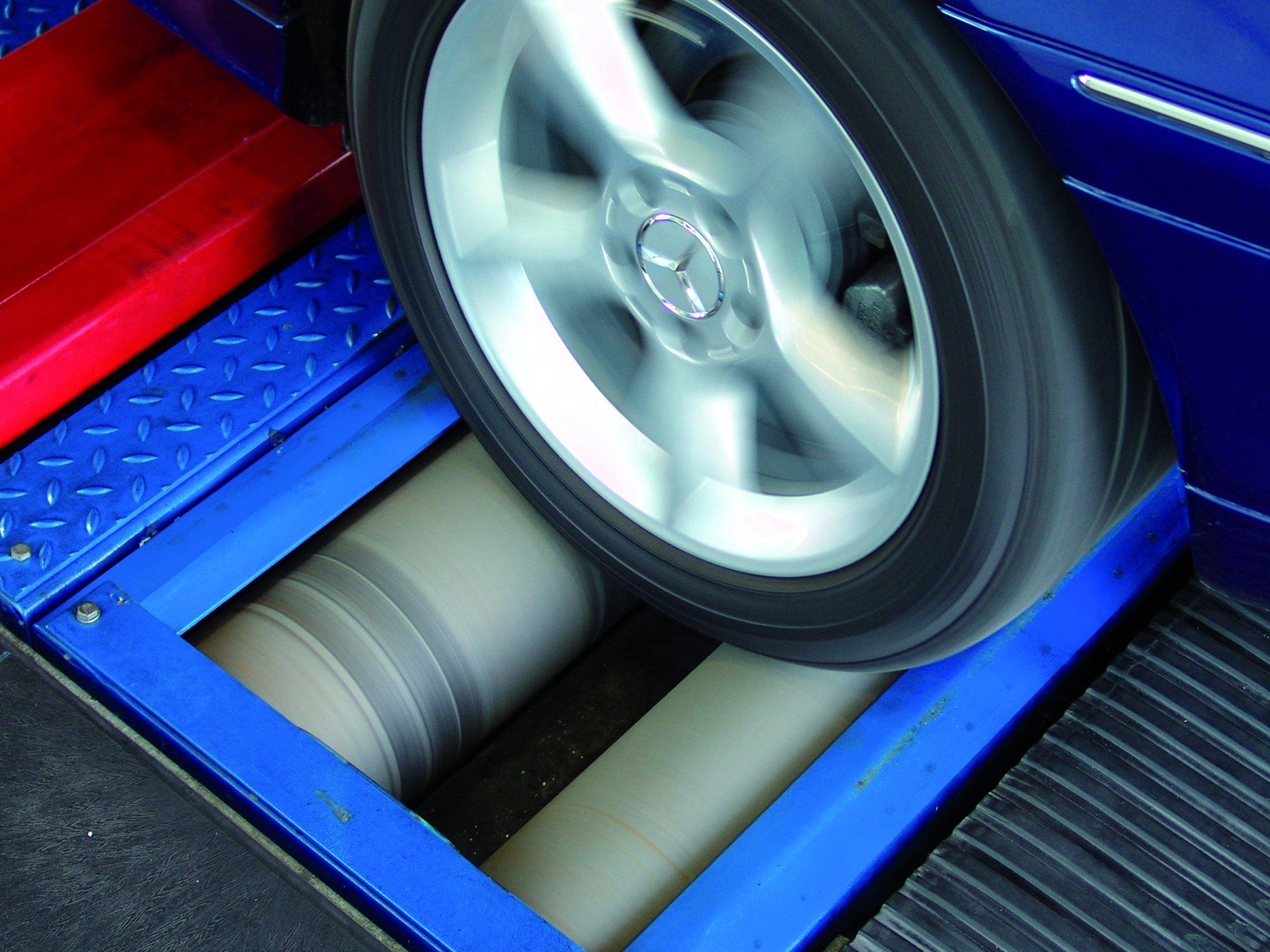 Стенд проверки спидометров TPS II EURO для автомобилей
