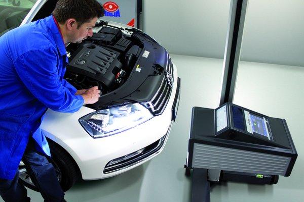 Прибор проверки света фар для легкового, грузового, коммерческого транспорта и мотоциклов