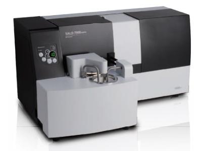 Лазерный анализатор размеров частиц SALD-7500