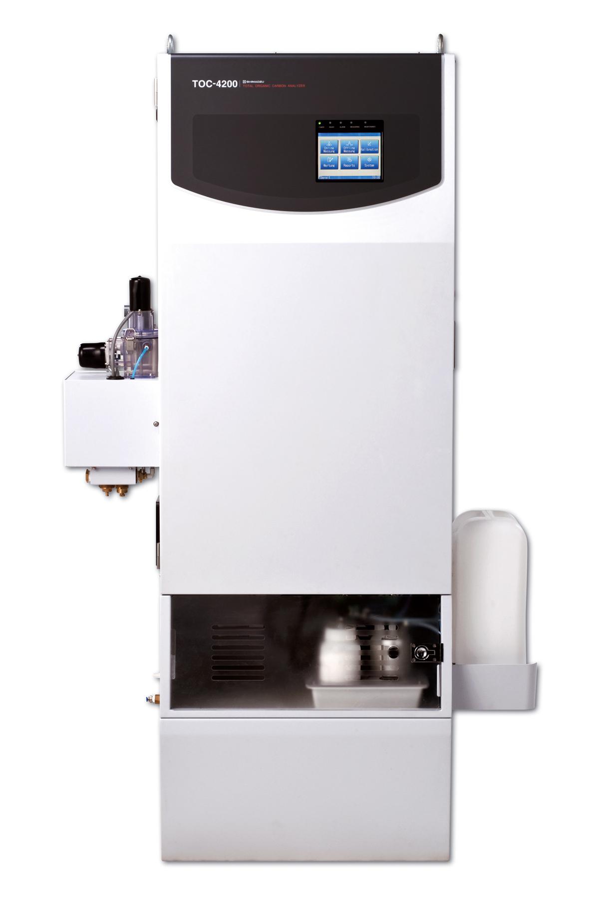 Потоковый многоканальный анализатор углерода TOC-4200