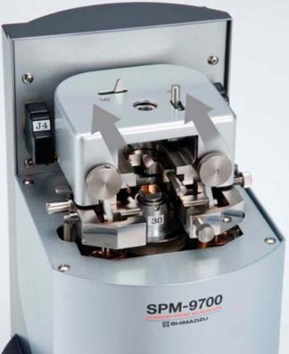Сканирующий зондовый микроскоп SPM-9700HT
