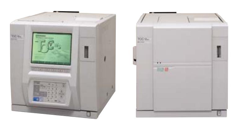 Настольные лабораторные анализаторы общего углерода