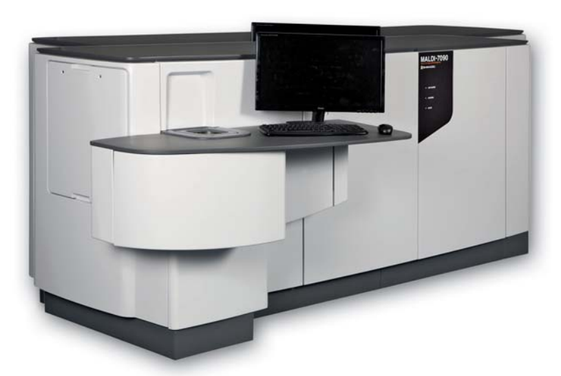 MALDI-TOF масс-спектрометр MALDI-7090