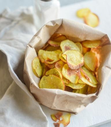 Измерение влаги в картофельных чипсах