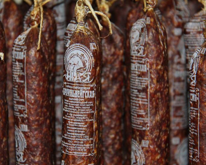 Измерение влаги для оболочки колбас и мясных деликатесов