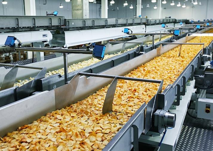 Измерение влаги картофельных чипсов