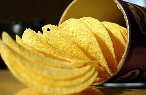 Измерение влажности кукурузных чипсов