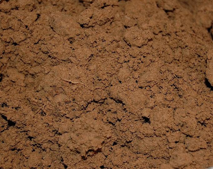 Измерение влажности кирпичной глины