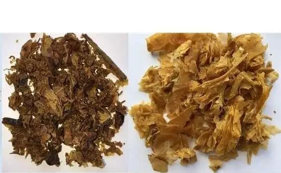 Измерение влажности расширенного табака