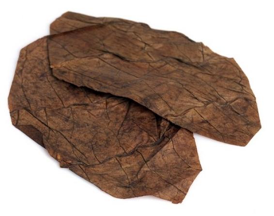 Измерение влажности цельных листов табака