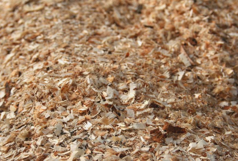 Измерение влажности древесных опилок