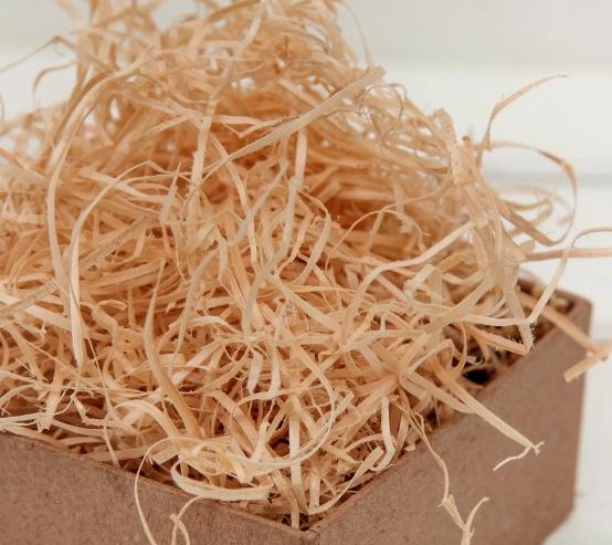 Измерение влажности древесной стружки