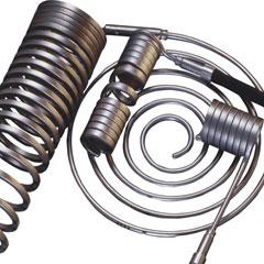 Катушка и кабельные нагреватели