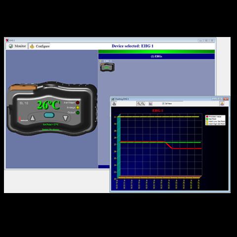 Программное обеспечение EHG® SL10