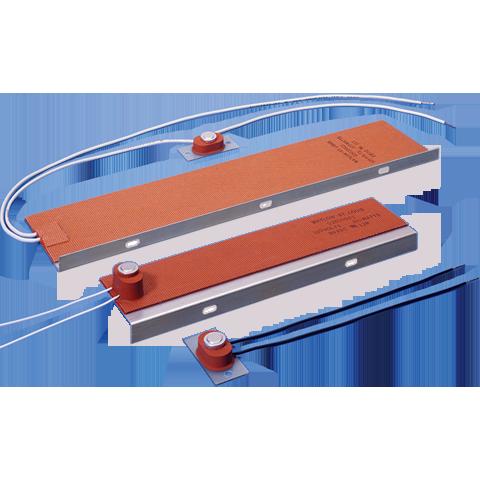 Нагреватели из силиконовой резины