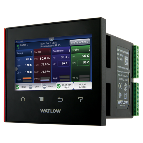 Контроллер температуры F4T с INTUITION