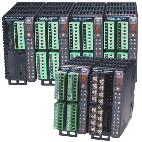 Контроллер EZ-ZONE RM для монтажа на рейку
