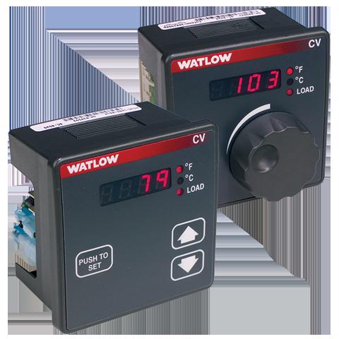 Контроллеры температуры и процесса Watlow