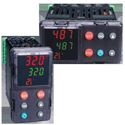 Контроллер EZ-ZONE PM для монтажа на панель