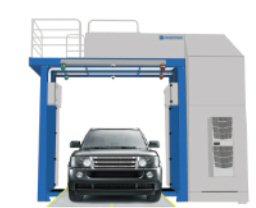 Рентгеновское обследование транспортных средств и контейнеров