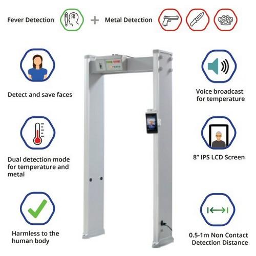 Детектор WG 320 Walk вирусов и металлоискатель