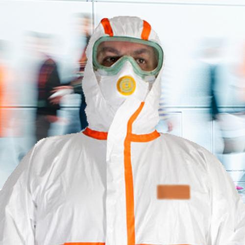 Средства индивидуальной защиты от вирусов
