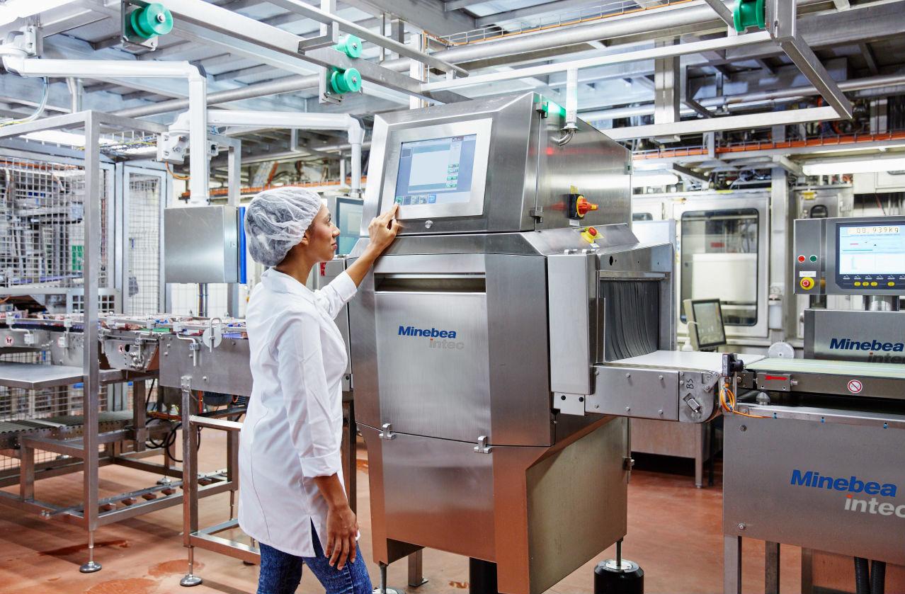 Рентгеновские системы для пищевой промышленности