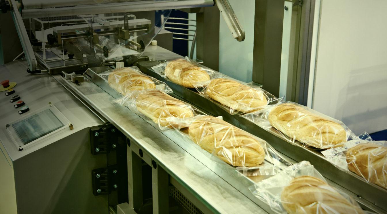 Рентгенологическое оборудование для пекарни