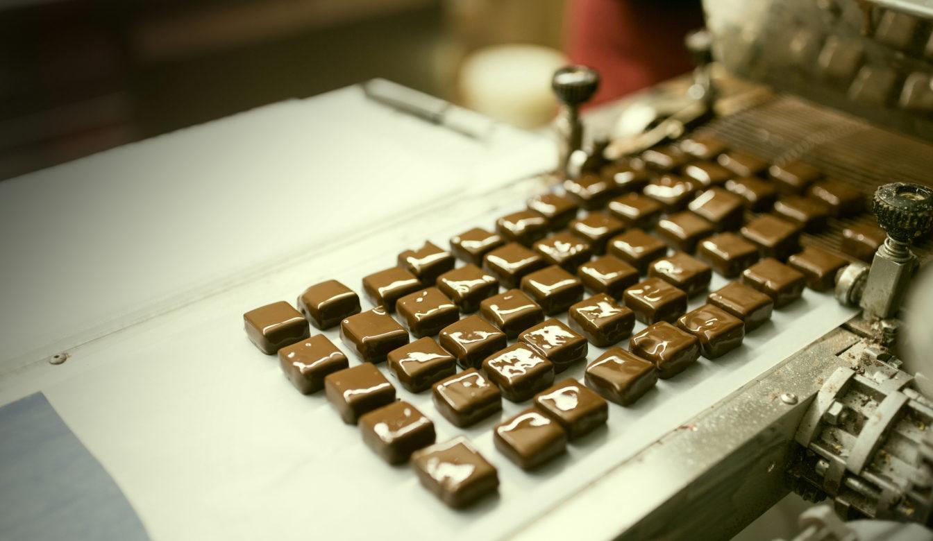 Рентгенологическое обследование сладостей и конфет