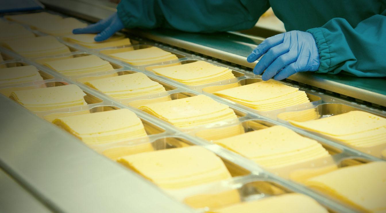 Промышленная рентгенология молочных продуктов