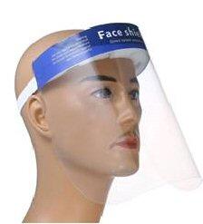 Защитный щиток для лица